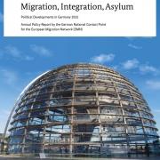 thumbnail of BAMF Migration, Integration, Asylum Report (2015)