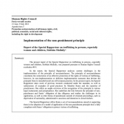 thumbnail of 2021 HRC Implementation of the non-punishment clausel